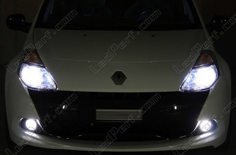 bombillas led Diamond white de gas xenón 5000K H6M Michiba