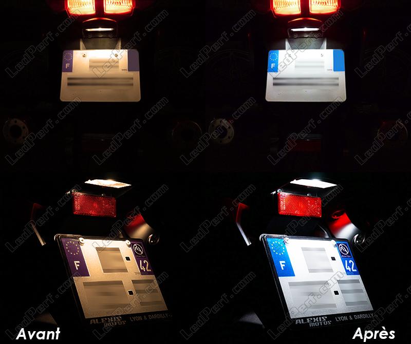 /Aprilia Sonic 50/Ac 98/de luz trasera Cristal/