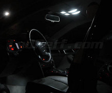 Pack interior luxe Full LED (blanco puro) para Audi A6 C6