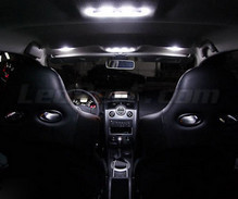 Pack interior luxe Full LED (blanco puro) para Renault Megane 2 - Plus
