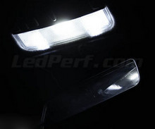 Pack interior luxe Full LED (blanco puro) para Volkswagen Polo 6R / 6C1 - Light