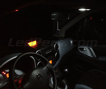 Pack interior luxe Full LED (blanco puro) para Citroen Berlingo 2012