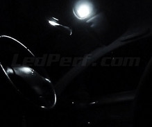 Pack interior luxe Full LED (blanco puro) para Peugeot 206