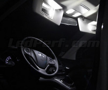 Pack interior luxe Full LED (blanco puro) para Honda CR-V 4