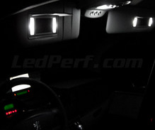 Pack interior luxe Full LED (blanco puro) para Peugeot 807