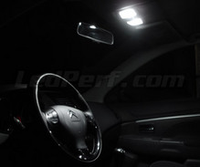 Pack interior luxe Full LED (blanco puro) para Citroen C4 Aircross