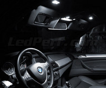 Pack interior luxe Full LED (blanco puro) para BMW X5 (E70)