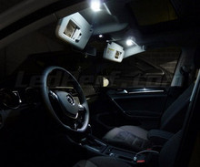 Pack interior luxe Full LED (blanco puro) para Volkswagen Golf 7