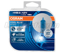 Pack de 2 bombillas HB3 Osram Cool Blue Boost - 5000K - 69005CBB-HCB