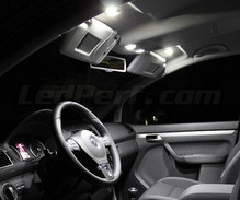 Pack interior luxe Full LED (blanco puro) para Volkswagen Touran V3