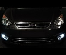 Pack de luces de posición de LED (blanco xenón) para Ford Galaxy