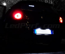 Pack de LED (blanco 6000K) placa de matrícula trasera para Volkswagen Golf 5