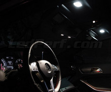 Pack interior luxe Full LED (blanco puro) para Mercedes Classe B (W246)