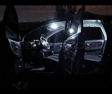 Pack interior luxe Full LED (blanco puro) para Nissan Note