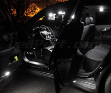 Pack interior luxe Full LED (blanco puro) para Infiniti FX 37