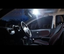 Pack interior luxe Full LED (blanco puro) para Nissan Cube