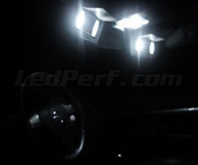 Pack interior luxe Full LED (blanco puro) para Opel Vectra C