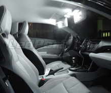 Pack interior luxe Full LED (blanco puro) para Honda CR-Z