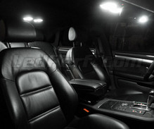Pack interior luxe Full LED (blanco puro) para Audi A8 D3