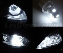 Pack luces de posición de LED (blanco xenón) para Mercedes ML (W166)