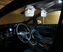 Pack interior luxe Full LED (blanco puro) para Ford C-MAX MK2