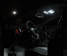 Pack interior luxe Full LED (blanco puro) para Audi A6 C7