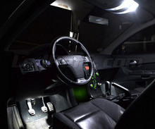 Pack interior luxe Full LED (blanco puro) para Volvo S40