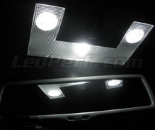 Pack interior luxe Full LED (blanco puro) para Volkswagen Polo 6R / 6C1 - Plus