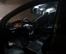 Pack interior luxe Full LED (blanco puro) para Mercedes Classe A (W169)