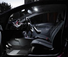 Pack interior luxe Full LED (blanco puro) para Ford Fiesta MK7