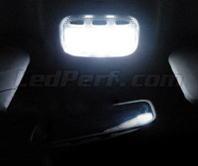 Pack interior luxe Full LED (blanco puro) para Citroen C3 I