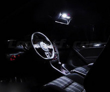 Pack interior luxe Full LED (blanco puro) para Volkswagen Golf 6 - Light