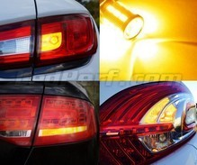 Pack de intermitentes traseros de LED para Peugeot 807