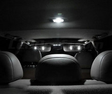 Pack interior luxe Full LED (blanco puro) para Peugeot 406 - Plus
