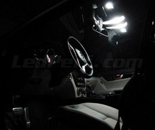 Pack interior luxe Full LED (blanco puro) para Mercedes Classe C (W204)