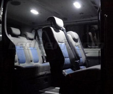 Pack interior luxe Full LED (blanco puro) para Renault Trafic Generation