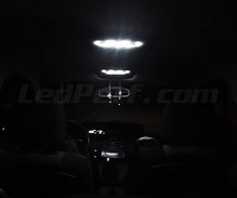 Pack interior luxe Full LED (blanco puro) para Renault Scenic 2