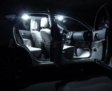Pack interior luxe Full LED (blanco puro) para Nissan Qashqai II