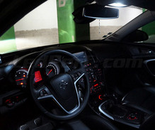 Pack interior luxe Full LED (blanco puro) para Opel Insignia