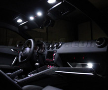 Pack interior luxe Full LED (blanco puro) para Opel Vectra B