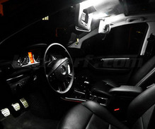 Pack interior luxe Full LED (blanco puro) para Mercedes Classe B (W245)