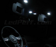 Pack interior luxe Full LED (blanco puro) para Volkswagen EOS 2012