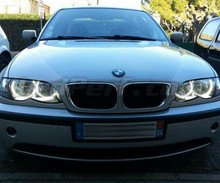 Pack angel eyes de LEDs para BMW E36 E38 E39 E46