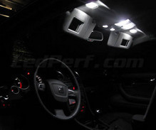 Pack interior luxe Full LED (blanco puro) para Seat Exeo ST