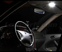 Pack interior luxe Full LED (blanco puro) para Saab 9-5