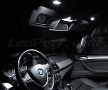 Pack interior luxe Full LED (blanco puro) para BMW X4 (F26)