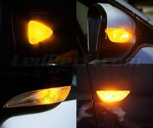 Pack repetidores laterales de LED para Peugeot 807